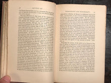 1884 - LETTERS ON DEMONOLOGY AND WITCHCRAFT - SIR WALTER SCOTT - Magick Occult