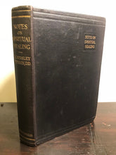1925 NOTES ON SPIRITUAL HEALING - H. Hensley - FAITH HEALING, SPIRIT, EXORCISMS