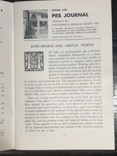 MANLY P. HALL, PHILOSOPHICAL RESEARCH SOCIETY JOURNAL - 3 (of 4) Issues, 1975