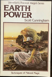 EARTH POWER - Cunningham, 1988 SIGNED - MAGICK WITCHCRAFT GREEN NATURAL MAGIC