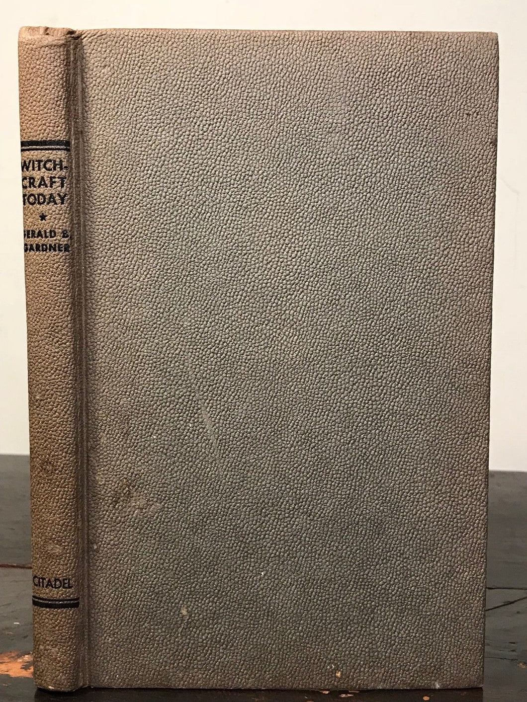 WITCHCRAFT TODAY - Gerald Gardner - 1st Edition, 1955 - Witches, Wicca, Magick