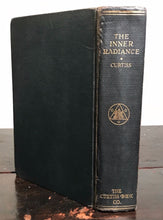 INNER RADIANCE, H. & F. Curtiss 1st/1st 1935 FOUNDERS ORDER OF CHRISTIAN MYSTICS