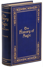 THE HISTORY OF MAGIC by ELIPHAS LEVI - First US Ed, 1914, GRIMOIRE MAGICK SPELLS