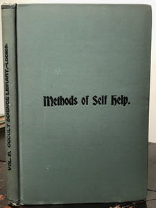 METHODS OF SELF-HELP: How to Use Occult Powers - Occult Science Library, LOOMIS