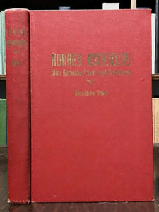 HORARY ASTROLOGY - 1st Ed, 1948 Geraldine Davis - CHARTS PREDICTIONS DIVINATION
