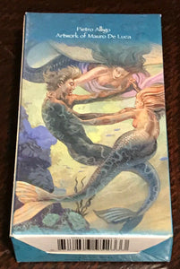 TAROT OF THE MERMAIDS - Near Mint, 1st Ed 2003 - WICCA OCCULT WITCH - NEVER USED