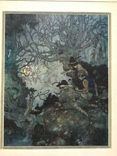 STORIES FROM HANS ANDERSEN, ILLUSTRATED by EDMUND DULAC - 1st, 1911 FAIRY TALES