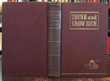 THINK AND GROW RICH by Napoleon Hill - January 1940, 7th Printing