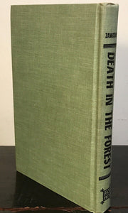 DEATH IN THE FOREST: KATYAN FOREST MASSACRE, J.K. Zawodny 1st/1st 1962  - SIGNED