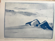 THE MOUNTAINS OF YOUTH - ARNOLD LUNN, 1st/1st 1925 - Alpine Skier Mountaineering