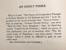 YOUR PRACTICAL FORCES: Showing How to Use Them - Occult Science Library, LOOMIS