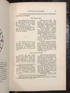 THE ASTROLOGER'S ANNUAL - Very SCARCE 1st Ed, 1907 - Alan Leo - ASTROLOGY OCCULT