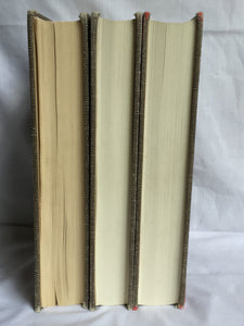 HISTORY OF IDAHO by M. Beal & M. Wells, 1st / 1st, 1959; 3 Volumes; Very Rare