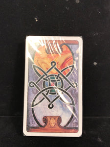 HUDES TAROT CARD DECK by Susan Hudes, 1995 Belgium, SEALED DECK, Out of Print