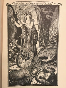 THE GREY FAIRY BOOK - Lang, H.J. Ford Illustrations - New Impression, 1933