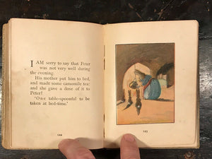 THE TALE OF PETER RABBIT - ALTEMUS Company, 1904 - VERY SCARCE FIRST EDITION