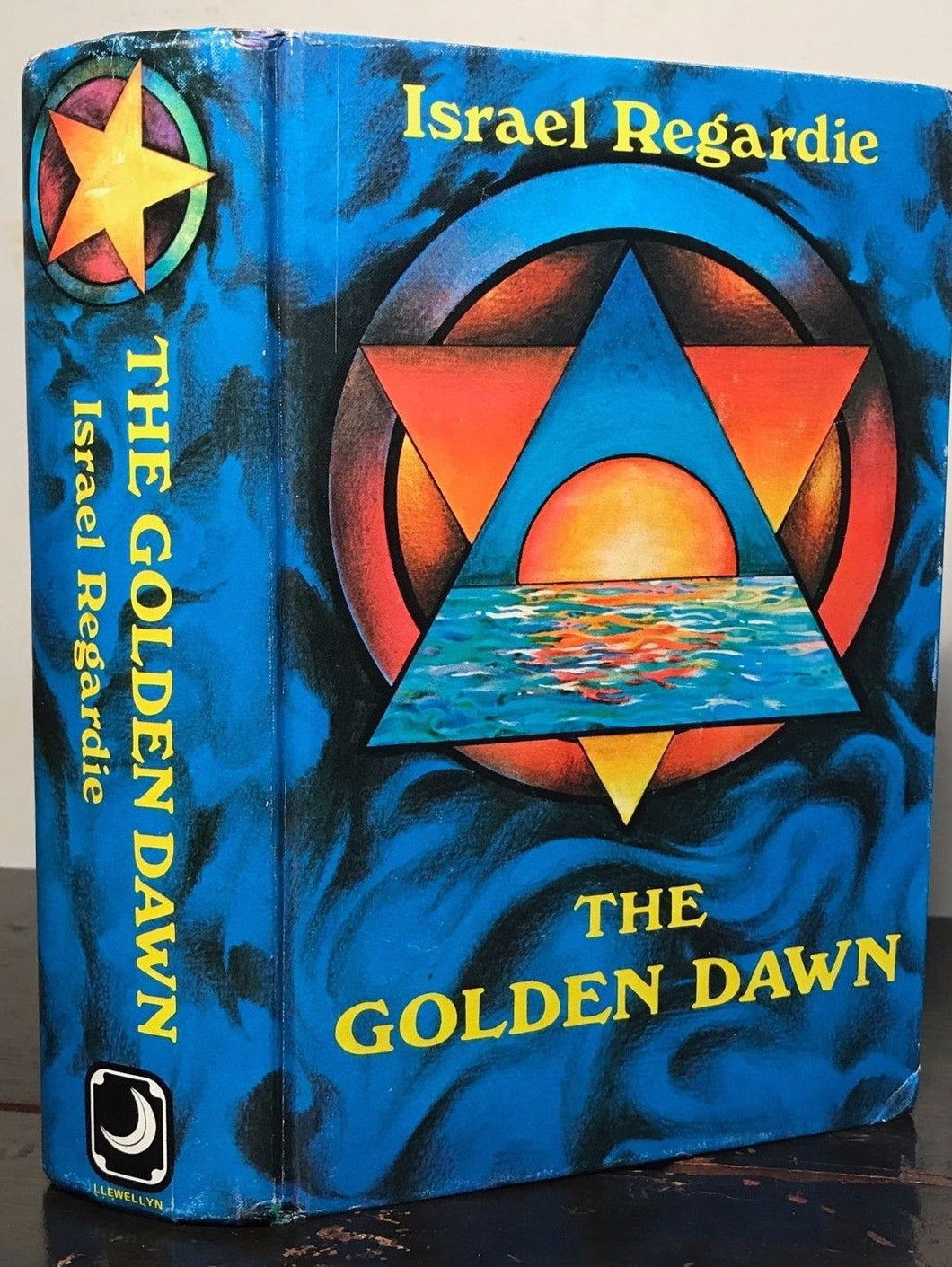 ISRAEL REGARDIE — THE GOLDEN DAWN, 1st Edition / 4th Printing, 1982 HC