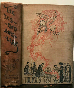 THE DISENTANGLERS - Andrew Lang - 1st Ed, 1902 - SHORT DETECTIVE STORIES