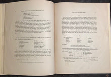 1882 - ORIGIN OF THE SIGNS OF THE ZODIAC & ASTRONOMICAL ASTROLOGICAL MANUSCRIPT