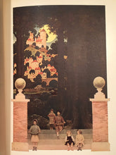POEMS OF CHILDHOOD, Eugene Field, Illustrations by MAXFIELD PARRISH, 1904