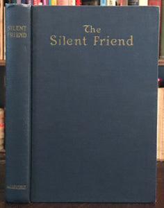 SILENT FRIEND AND MEDICAL ADVISER - De Laurence, Ca. 1920, MAGICK KABBALAH CURES