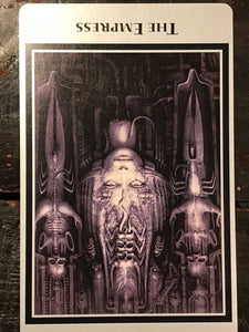 BAPHOMET: THE TAROT OF THE UNDERWORLD - H.R. Giger & Akron - 1st Ed, 1993