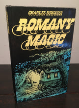 ROMANY MAGIC by Charles Bowness, 1st Ed 1973 HC/DJ VINTAGE MAGIC OCCULT, Mint