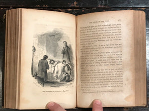 1854 - HOT CORN: LIFE SCENES IN NEW YORK ILLUSTRATED - Robinson, Orr - 1st Ed