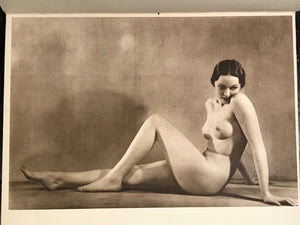 ADAM'S FIFTH RIB: COLLECTION OF NUDE PHOTOGRAPHIC STUDIES - John Everard, 1936