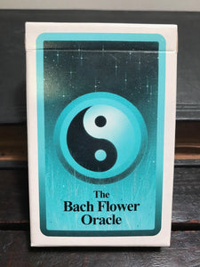 BACH FLOWER ORACLE TAROT DECK - BEATE HELM, 1st / 1st, 1995 NEAR MINT Divination