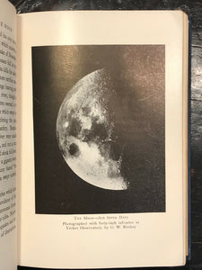 ROMANCE OF THE MOON - Mary Proctor, 1st Ed 1928 - LUNAR MOON ASTRONOMY FOLKLORE