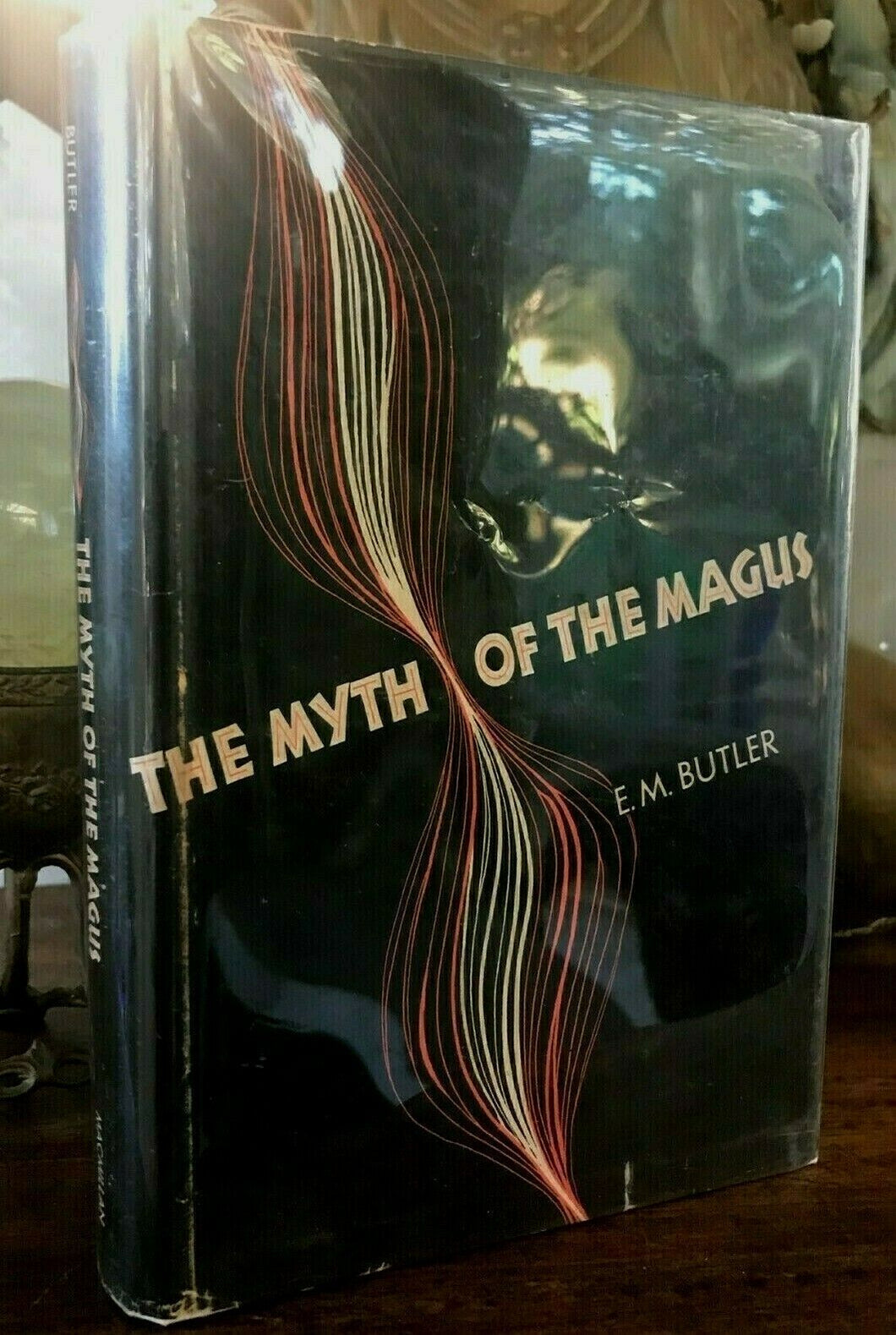 MYTH OF THE MAGUS - EM Butler - 1st Ed, 1948 MAGIC MYTH MAGICIAN OCCULT ALCHEMY