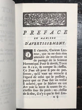 HERMETIC DICTIONARY: Explanation of Terms, Fables - Reprint of 1695 ALCHEMY