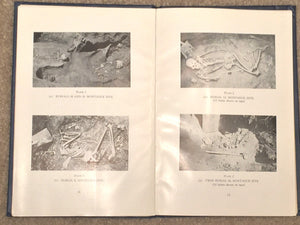THREE ARCHAEOLOGICAL SITES IN SOMERSET COUNTY PA Mary Butler 1st/1st 1939 Photos