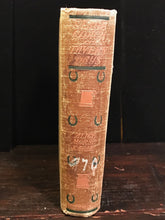 STAGE-COACH AND TAVERN DAYS, Alice Earle 1st/1st 1900 Illustrated Tavern Culture