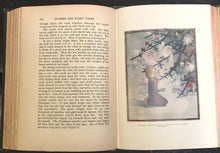 HANS ANDERSEN'S FAIRY TALES, ILLUSTRATED by CECILE WALTON, 1st/1st, 1911, RARE
