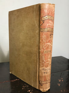 DOWN THE ISLANDS: A VOYAGE TO THE CARIBBEES, William A. Paton, 1st / 1st 1887