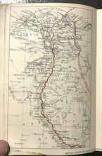 THE NILE: NOTES FOR TRAVELLERS IN EGYPT - EA Wallis Budge, 1905 - EGYYPTOLOGY