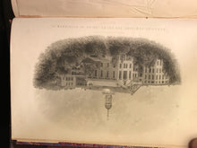 HISTORY OF THE MORAVIAN SEMINARY FOR YOUNG LADIES Bethlehem PA, W. Reichel, 1881