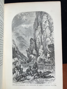 BEYOND THE MISSISSIPPI, Albert Richardson 1st / 1st 1867, Illustrated, RARE