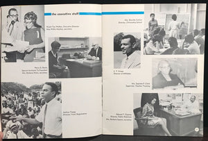 SCLC Story in Words and Pictures, 1st/1st 1964 - Martin Luther King CIVIL RIGHTS