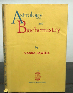ASTROLOGY & BIOCHEMISTRY - Vanda Sawtell - 1st, 1947 ASTROLOGY HEALTH Biorhythm