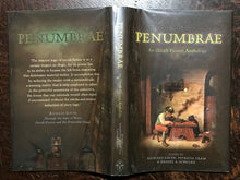 PENUMBRAE: OCCULT FICTION ANTHOLOGY - 1st 2015 - Three Hands Press GOTHIC HORROR