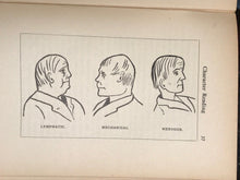 PHRENOSCOPY: A SYSTEM OF ASTRO PHRENOLOGY by SEPHARIAL - 1st/1st 1914 OCCULT
