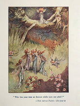 BINDING ERROR - THE SUN'S BABIES by Edith Howes, 1st / 1st 1926 FAIRIES