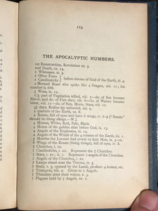 NUMBERS: THEIR OCCULT POWER, MYSTIC VIRTUES - Westcott, 1902 - KABBALAH MAGICK