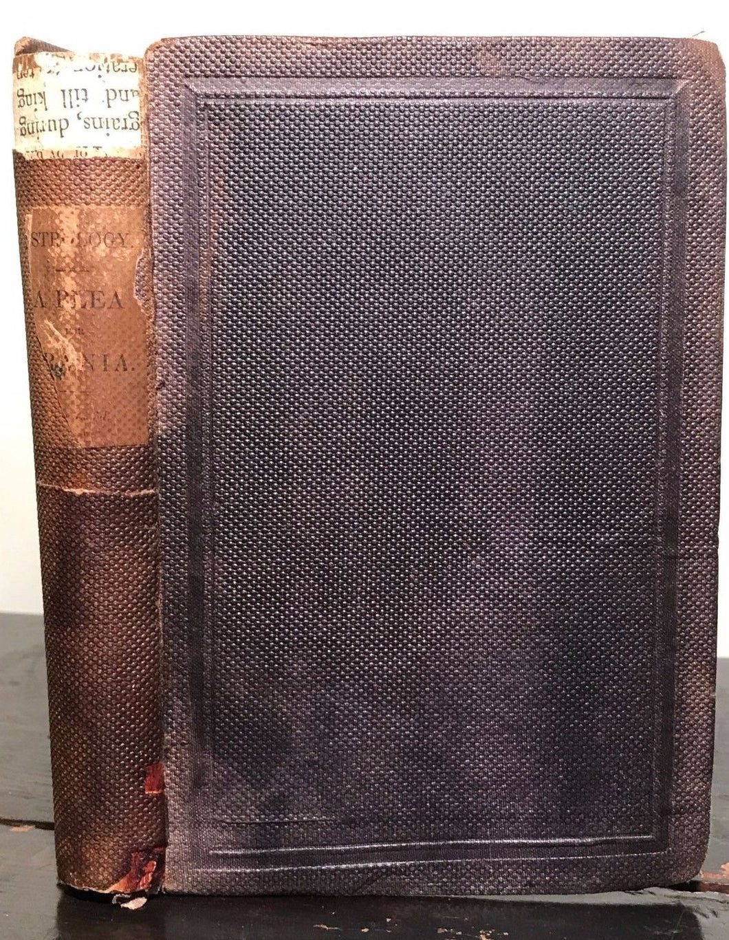 A PLEA FOR URANIA: CELESTIAL PHILOSPHY; C. Cooke 1st/1st 1854, ASTROLOGY OCCULT