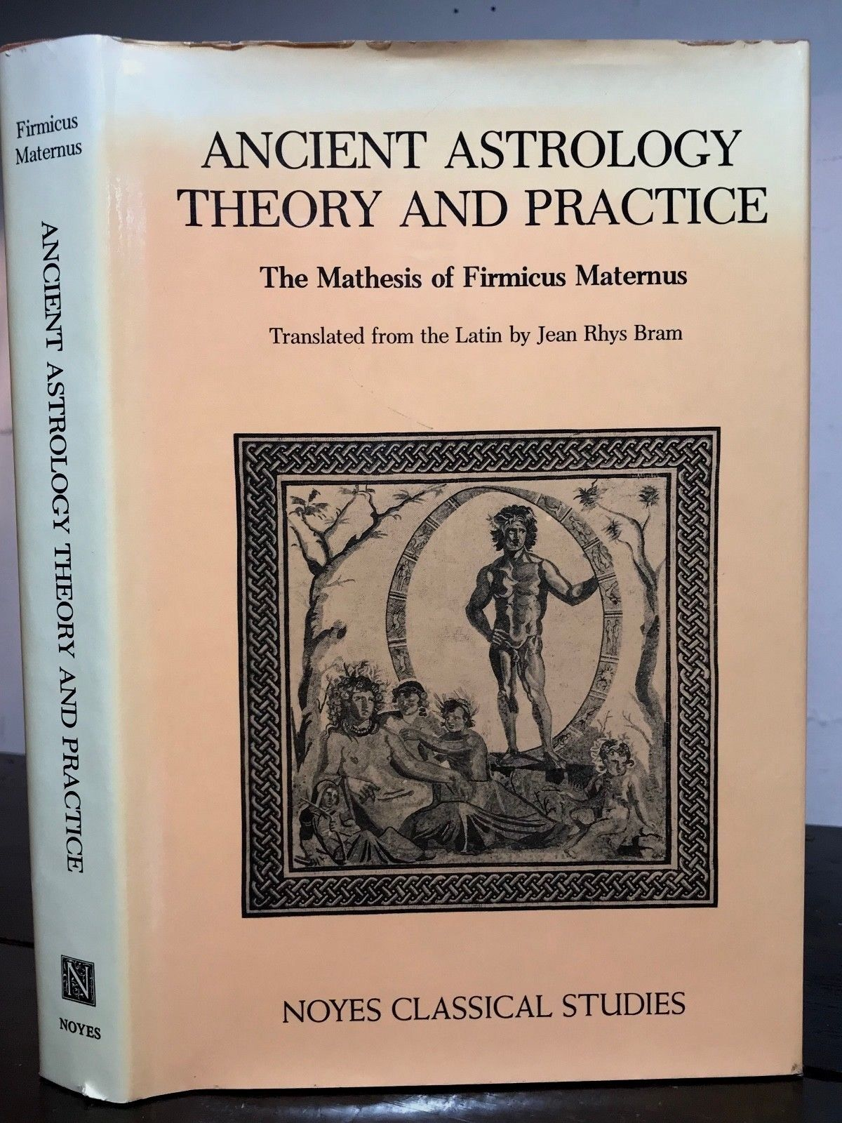 ANCIENT ASTROLOGY THEORY & PRACTICE, Bram 1975 Occult