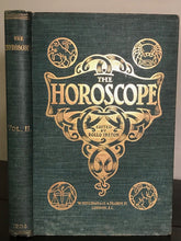 1903-04 - THE HOROSCOPE: QUARTERLY REVIEW OF ASTROLOGY & OCCULT SCIENCE, 1st/1st