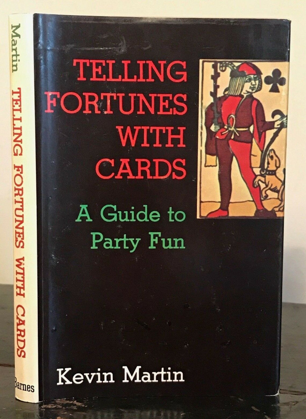 TELLING FORTUNES WITH CARDS - 1st Ed 1970 - ORACLES, DIVINATION, CARTOMANCY